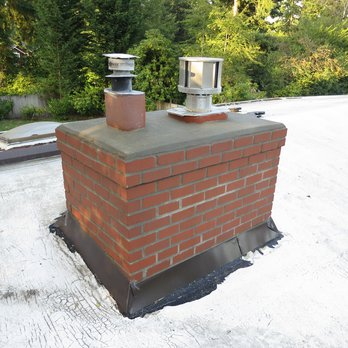Chimney Rain Cap Installation - Chimney Professionals - West Virginia
