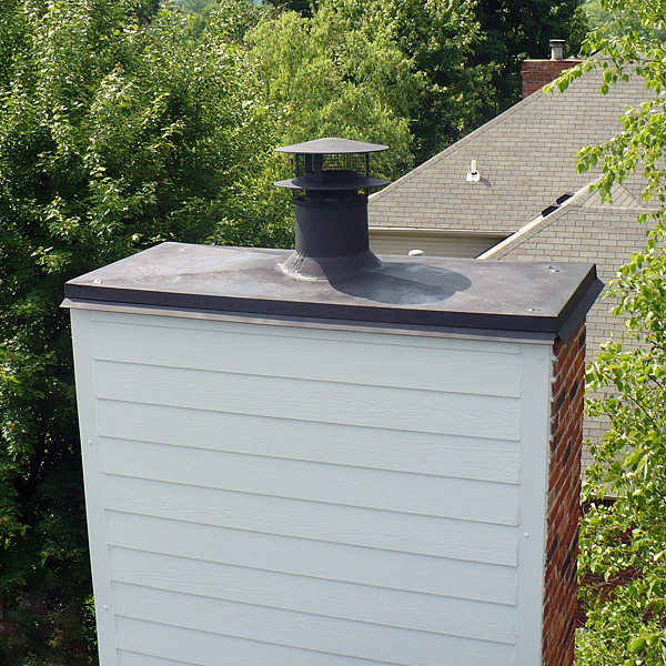 Chimney Vent Installation