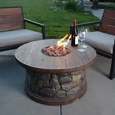 Propane Fire Pit Installation