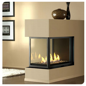 Propane Fireplace Installation - Fireplace Installation - Stanislaus County, California