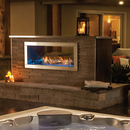 Ventless Gas Fireplace Installation - Fireplace Installation - El Cajon, California